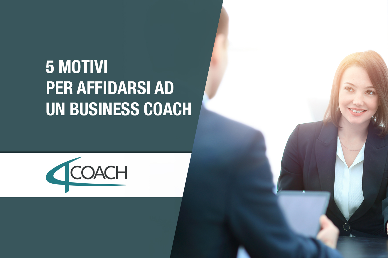 motivi affidarsi business coach italy